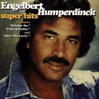 Super Hits By Engelbert Humperdinck (vocal) (cd, Jan-1998, Epic/legacy)
