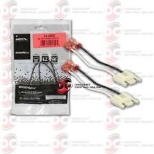 Metra 72-4500 Gmc(r) Speaker Connectors 1983 & up