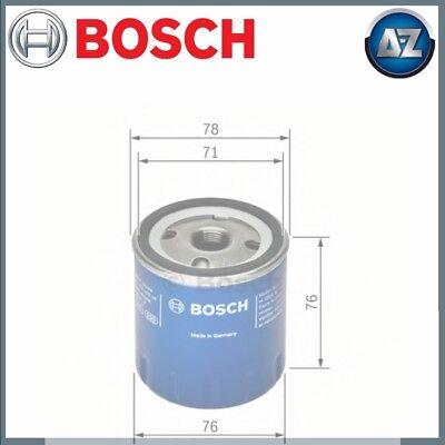 Bosch F026407078 Oil Filter