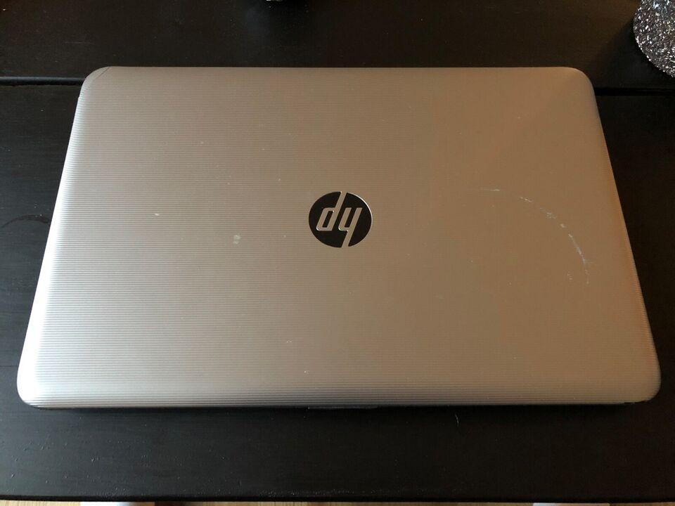 HP, I5-7200u CPU 2,5 GHz GHz, 8 GB ram