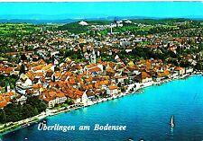 Überlingen am Bodensee , Ansichtskarte , beschriftet