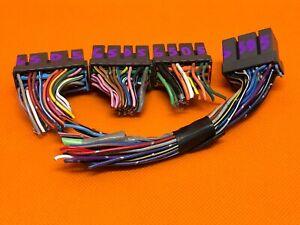 Wiring Harness Plug Connector 99 00 Chevy Geo Tracker Ecu Ecm