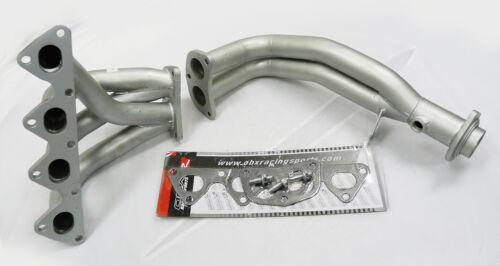 OBX Exhaust Header Manifold for 1994-2001 Acura Integra RS LS GS Ceramic Coat