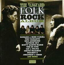 Various Artists - Vanguard Folk Rock Album / Various [New CD] UK - Import