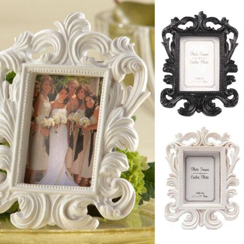 Home Decor Flower Birthday Photo Frame Wedding Party Baroque Branches