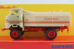 Busch-Espewe-95250-IFA-W50-LA-mit-Tank-1976-034-LPG-DDR-034-1-87-H0-NEU-OVP