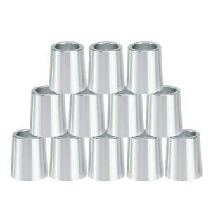 12PCS-Aluminum-Golf-Ferrules-Multi-Colors-For-Irons-355-370