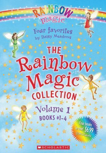 Rainbow Magic (Vol.1, Books #1-4)