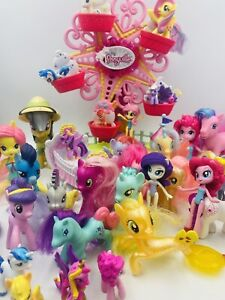 My Little Pony Ponyville Ferris Wheel Sounds w/ Ponies Equestrian girls!