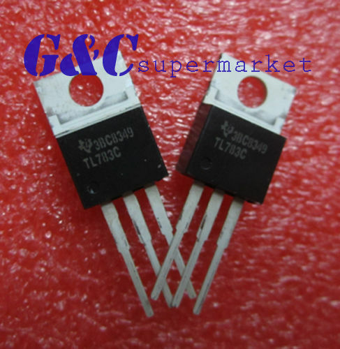 10PCS TL783CKC TL783C TO-220 High Voltage Regulators 125V NEW GOOD QUALITY T3