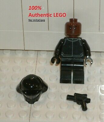 5x Blasters 75266 Minifigure LEGO NEW Authentic Star Wars First Order Officer