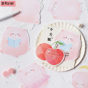 Shape-Lovely-Adhesive-Diary-Label-Dessert-Stickers-Scrapbooking-Paper-Sticker