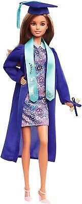 Barbie Collector Signature Poupée De Collection Remise De Diplôme: Brunette Muse