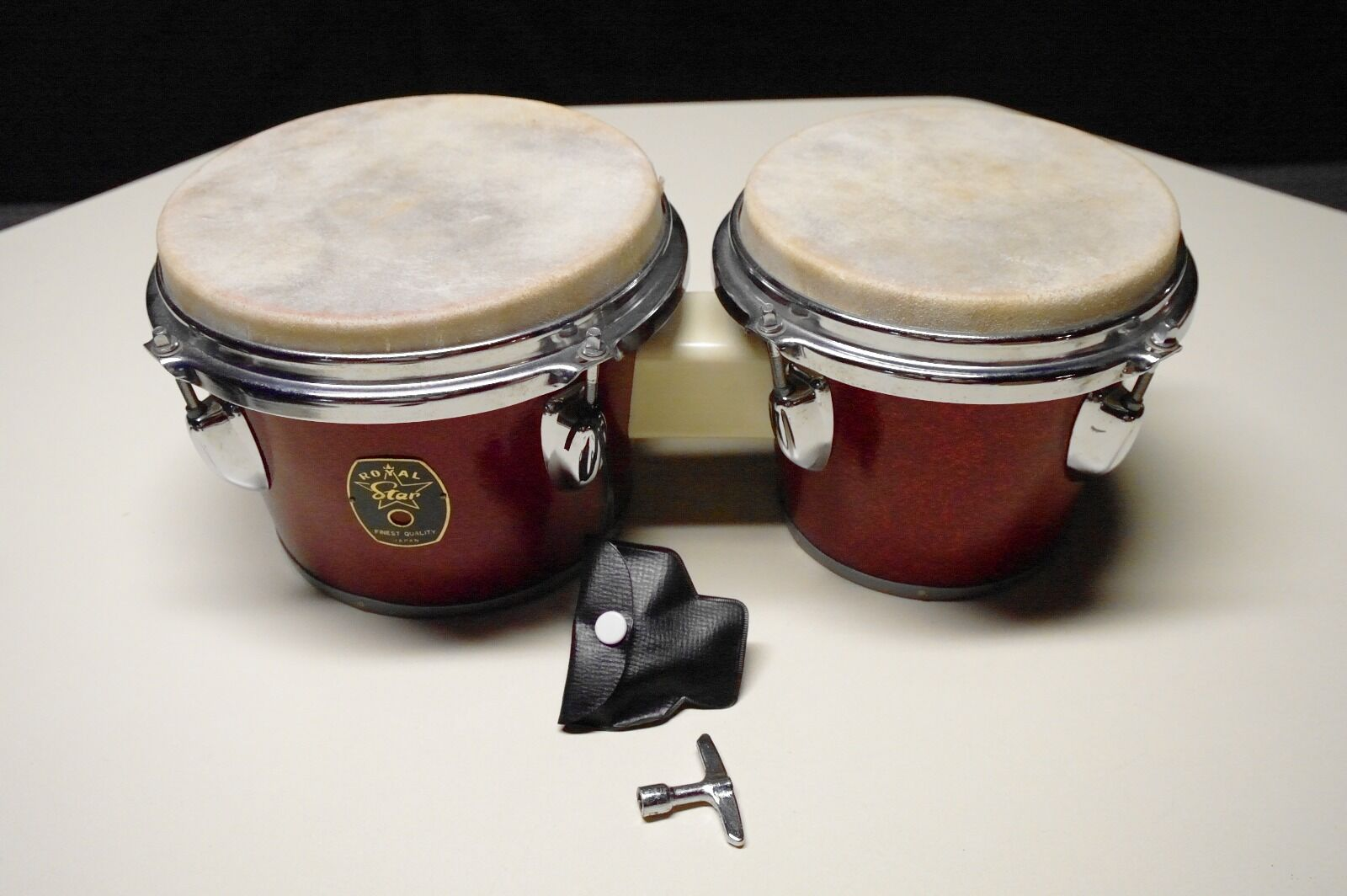 Royal Star Bongo Set Japan Red