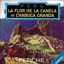 Fetiche, Homenaje A Chabuca Granda, La Flor De La Canela - Quisiera Ser - Osito