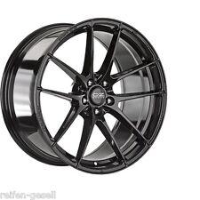 19 Zoll OZ Leggera HLT schwarz Alufelgen 8.0x19 LK 5x120 et45 BMW M135i u. M235i