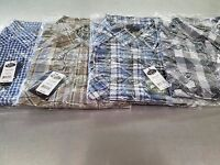 Nip: Men's Canyon Creek Western Snap Front Long Sleeve Shirt