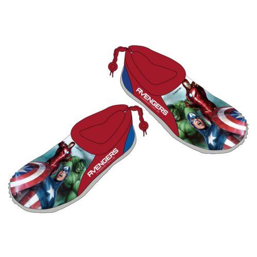 Avengers Beach Shoes Girls Boys Aqua Shoes Water Shoes