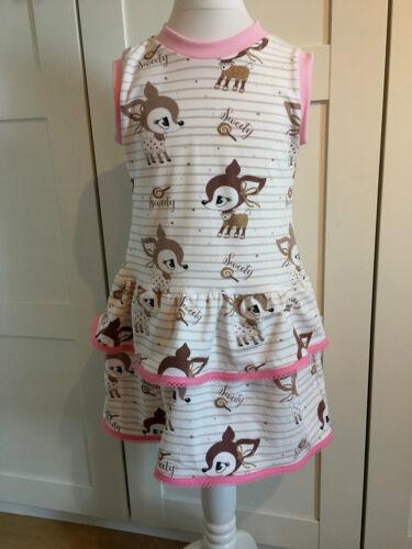 Dawanda Hafenkitz beige Drehkleid Kleid handmade Unikat