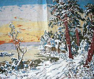 EP-249-Poman-Winter-Snow-Cottage-Tramme-Needlepoint-Canvas