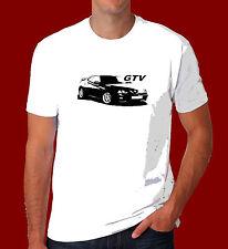 ALFA ROMEO GTV6 T SHIRT LUSSO V6 TS GTV6 TAZZA Dad Regalo Automobile Retro ALFA Top Maglietta Nuova
