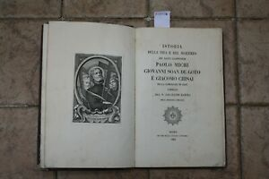 1862-LEGATURA-PREGIATA-AGIOGRAFIE-VITA-E-DEL-MARTIRIO-DEI-SANTI-GIAPPONESI