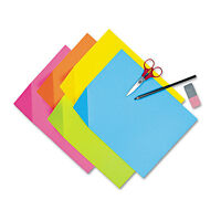 Pacon Colorwave Super Bright Tagboard 9 X 12 Assorted Colors 100 Sheets/pack on sale