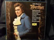 J. Massenet - Werther / Chailly      3 LP-Box