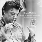 Bruno Maderna: Music in Two Dimensions - Works for Flute (CD, Aug-2013, Mode Records)