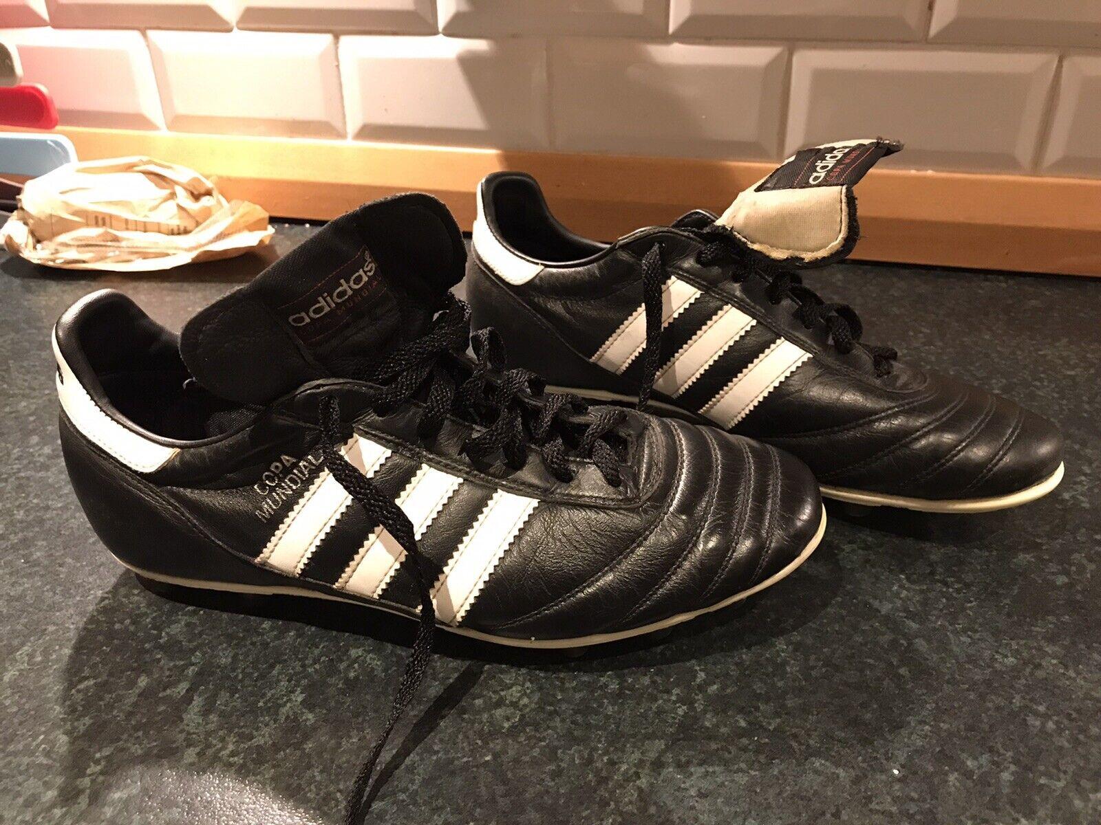 Adidas Copa Mundial Football Stiefel Uk Größe 7