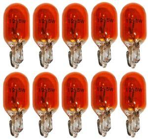 10x-Ampoules-WY5W-T10-12V-Ambre-Orange-pour-clignotants-auto-moto-12V-5W-C1724