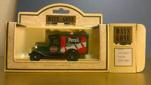 Ford-Model-A-Lledo-Model-Various-Finish-Days-Gone-Original-Box