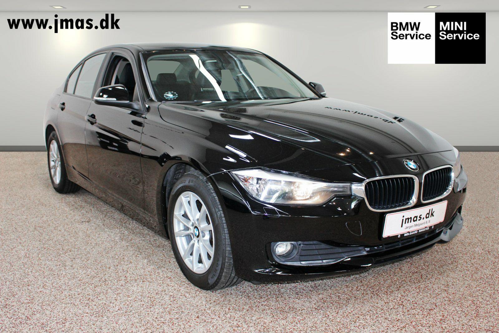 BMW 318d 2,0  4d - 189.900 kr.