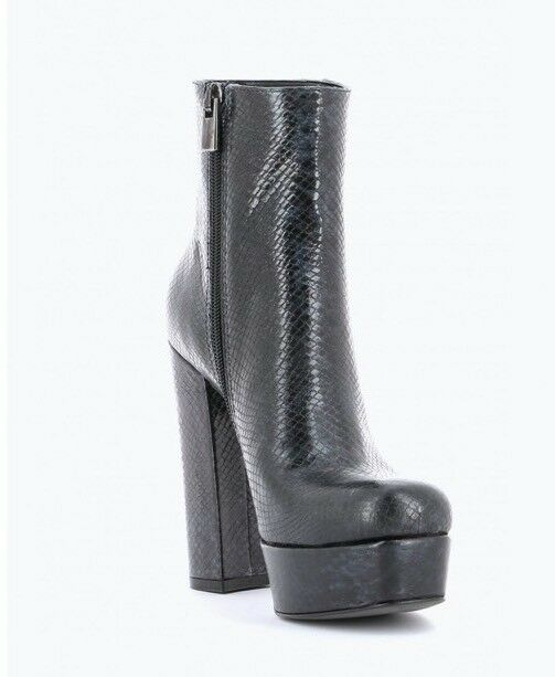 Boots Pyton En Veritable Cuir TEXTO P 40 New  Bottines Real leather