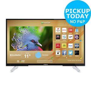 Hitachi 55HK6T74U 55 Inch 4K Ultra HD HDR Freeview Play Smart WiFi LED TV