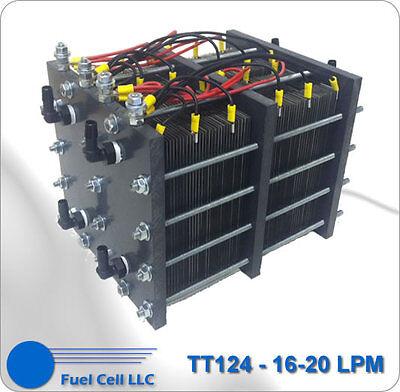 HHO Dry Cell - Big 124 Plate 16-20+ LPM (Massive Hydrogen Generator) (TT124)