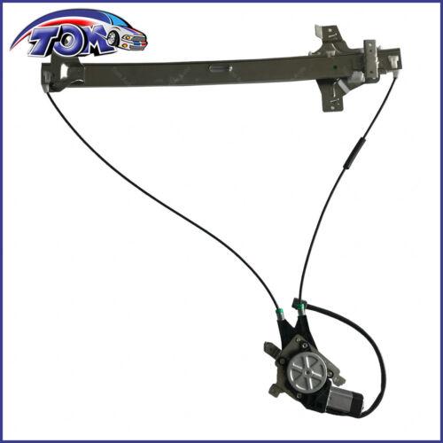 Power Window Regulator w// Motor Front Left For Ford Econoline E-150 E-250 741586
