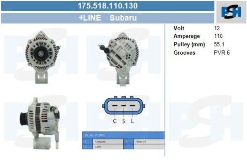 BV PSH Lichtmaschine Generator LiMa ohne Pfand 175.518.110.130