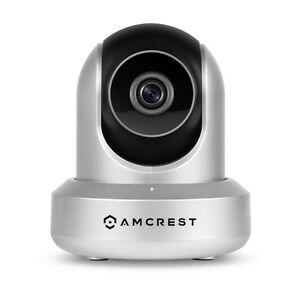 Amcrest IPM-721S 720P WiFi Wireless IP IR Security Surveillance Camera System HD