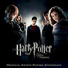 Harry Potter and the Order of the Phoenix by Nicholas Hooper (CD, Jul-2007, Warner Alliance)