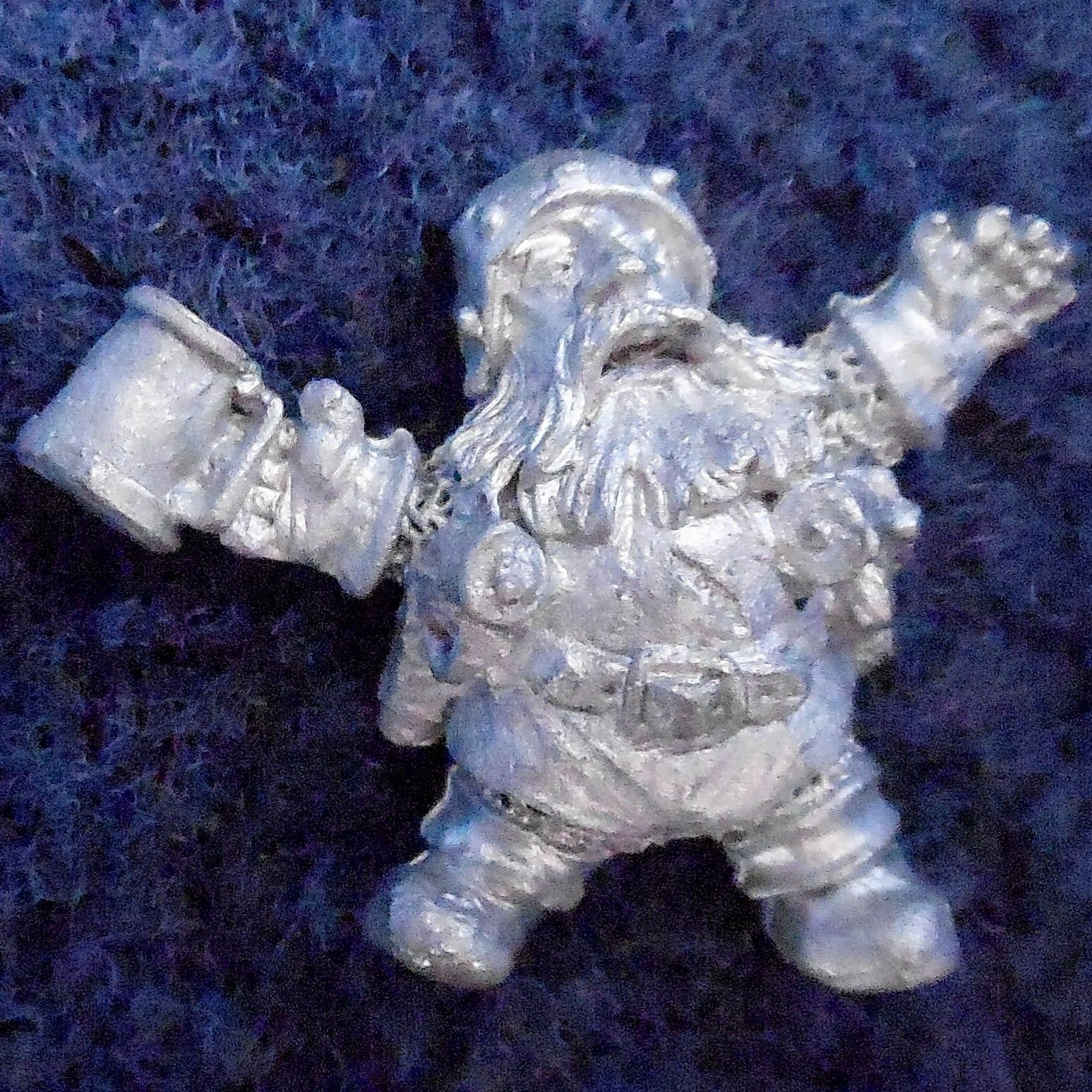 1987 Dwarf Adventurer 0305 15 D4 Casualty Citadel Wounded Warhammer Dead Drunk