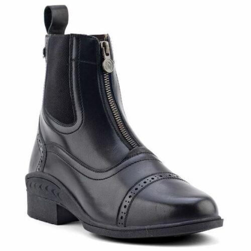 Ovation Tuscany Ladies Zip Paddock Boot