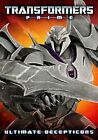 Transformers Prime Ultimate Decepticons (2015 DVD New)