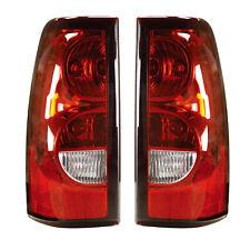 Fits 06 2006 Chevrolet Silverado 4x4 4wd 4x2 2wd Driver Taillight Taillamp NEW