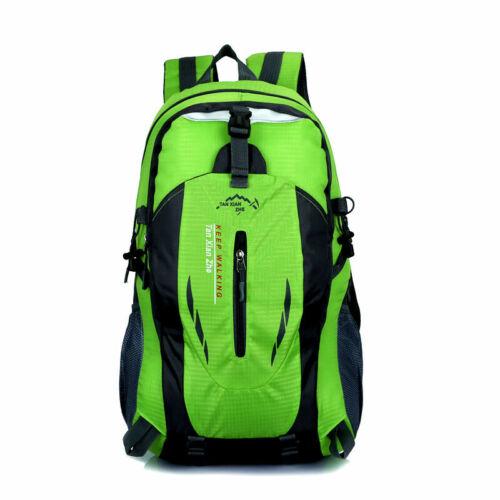 Rucksack Backpack Sport Trekking Wandern Schulrucksack Regenschutz Raincover
