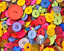 Mixed-Buttons-Colourful-Plastic-Assorted-Arts-Crafts-Card-Making-Sewing thumbnail 25