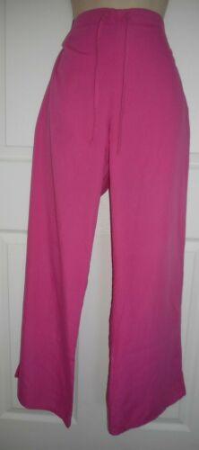 Cherokee Workwear Pink Womens Nurse Scrub Pants St