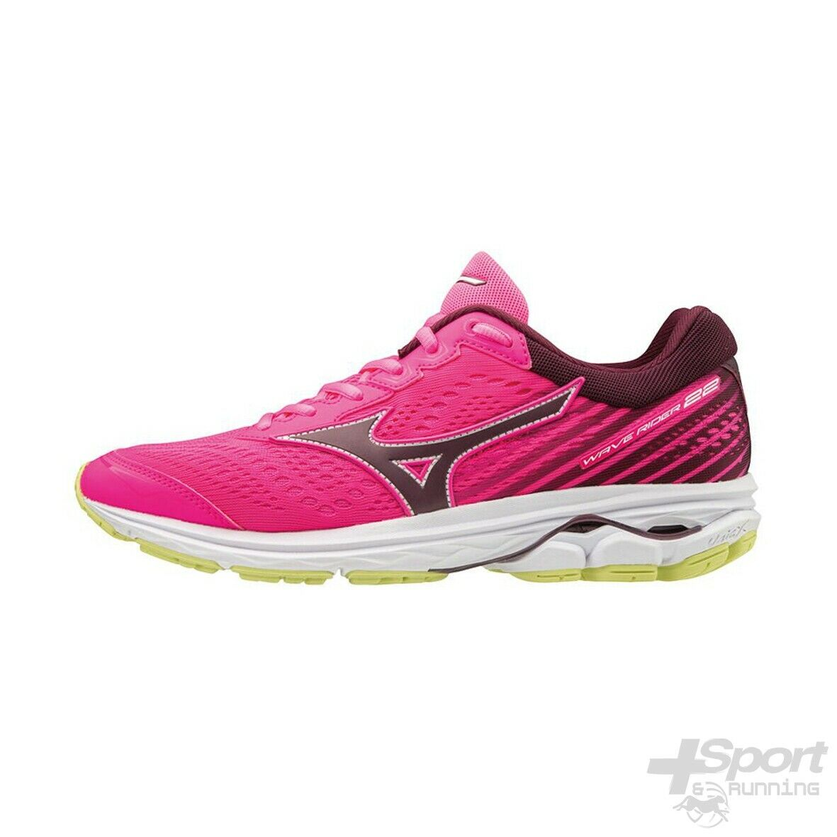 Scarpa running Mizuno Wave Rider 22 women - J1GD183166