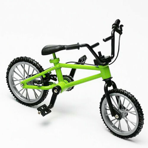 Mini Finger BMX Bicycle Toys Cycling Mountain Bike Model Tech Deck Decorative