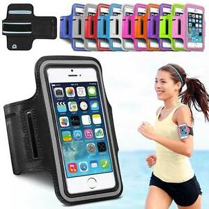 the best attitude 8ea6c 2a64e For Various Phones Running Jogging Sports Gym Arm Band Mobile Holder ...